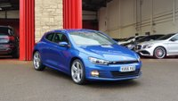 USED 2016 66 VOLKSWAGEN SCIROCCO 2.0 R LINE TSI BLUEMOTION TECHNOLOGY 2d 178 BHP