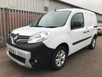USED 2014 64 RENAULT KANGOO  ML19 1.5 DCI 90 BHP SPORT **LOW MILES**