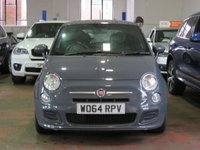 USED 2015 64 FIAT 500 1.2 S 3d 69 BHP STUNNING GREY WITH FULL HISTORY!
