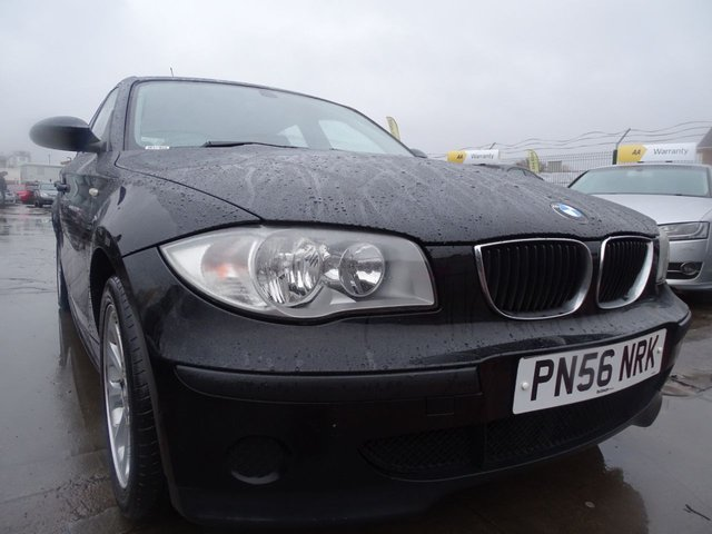 USED 2006 56 BMW 1 SERIES 1.6 116I ES 5d 114 BHP LOW TAX AND INSURANCE