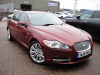 USED 2011 11 JAGUAR XF 3.0 V6 PREMIUM LUXURY 4d 240 BHP ANY PART EXCHANGE WELCOME, COUNTRY WIDE DELIVERY ARRANGED, HUGE SPEC
