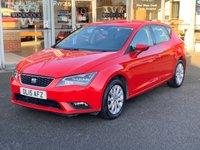 2015 SEAT LEON 1.6 TDI SE TECHNOLOGY 5d 105 BHP £6350.00