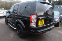 USED 2012 62 LAND ROVER DISCOVERY 3.0 SDV6 HSE LUXURY 5d 255 BHP