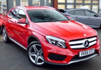 USED 2016 66 MERCEDES-BENZ GLA-CLASS 2.1 GLA 200 D AMG LINE EXECUTIVE 5d 134 BHP