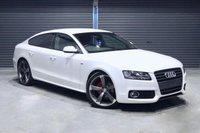 USED 2010 R AUDI A5 2.0 TDI SPORTBACK S LINE  ** XENON HEADLIGHTS, S LINE BODY STYLING **