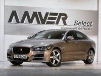 USED 2015 65 JAGUAR XE 2.0 GTDI R-SPORT 4d 197 BHP