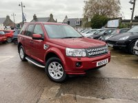 USED 2012 12 LAND ROVER FREELANDER 2.2 SD4 XS 5d 190 BHP DIESEL AUTOMATIC WITH MANY ADDITIONAL EXTRAS AND SERVICE HISTORY