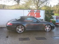 USED 2009 59 PORSCHE 911 3.8 CARRERA 4S PDK 2d 385 BHP FULL PORSCHE AND SPECIALIST SERVICE HISTORY