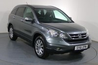USED 2012 61 HONDA CR-V 2.2 I-DTEC ES 5d 148 BHP ONE OWNER with 5 Stamp SERVICE HISTORY