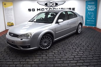 2003 FORD MONDEO