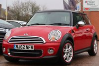 USED 2012 62 MINI HATCH COOPER D 6 MONTHS WARRANTY INCLUDED + FINANCE AVAILABLE