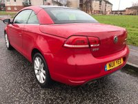 USED 2011 11 VOLKSWAGEN EOS 2.0 TDI CR BlueMotion Tech SE Cabriolet 2dr Convertible !  F / S / H !
