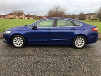 USED 2015 65 FORD MONDEO 1.5 TDCi ECOnetic Titanium (s/s) 5dr 1 Owner Company Car ! F/S/H !