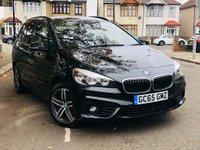 2016 BMW 2 SERIES 2.0 218d Sport Gran Tourer Auto (s/s) 5dr £14475.00