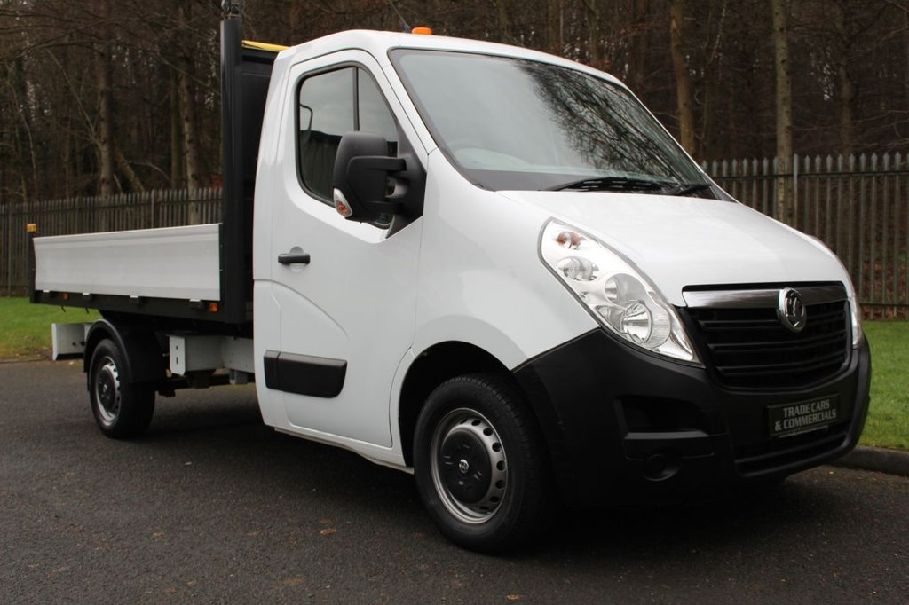USED 2013 63 VAUXHALL MOVANO 2.3 F3500 L2H1 C/C CDTI 123 BHP A CLEAN TRUCK THATS READY FOR WORK AND HAS NO VAT TO BE ADDED!!!