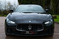 USED 2017 67 MASERATI GHIBLI 3.0D V6 ZF (s/s) 4dr NAV+HEATED LEATHER+1 OWNER