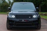 USED 2015 65 LAND ROVER RANGE ROVER 3.0 TD V6 Vogue Auto 4WD (s/s) 5dr NAV+CAMERA+PAN ROOF+SVO KIT