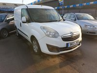 USED 2013 13 VAUXHALL COMBO LIFE 1.2 2000 L1H1 CDTI SPORTIVE 1d 90 BHP