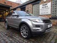 2013 LAND ROVER RANGE ROVER EVOQUE 2.2 SD4 PURE TECH 5d 190 BHP £15995.00