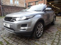 USED 2013 13 LAND ROVER RANGE ROVER EVOQUE 2.2 SD4 PURE TECH 5d 190 BHP (Now Sold / Similar Required)