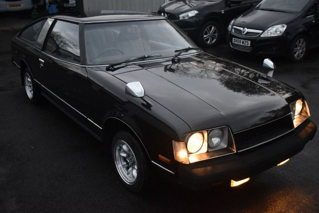 View our TOYOTA CELICA GT