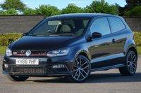 USED 2016 66 VOLKSWAGEN POLO 1.8 GTI 3d 189 BHP FULL Volkswagen MAIN DEALER History