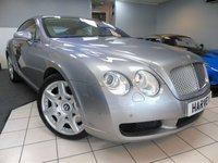 2007 BENTLEY CONTINENTAL 6.0 GT 2d 550 BHP £23495.00