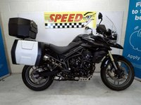 USED 2012 12 TRIUMPH TIGER 800