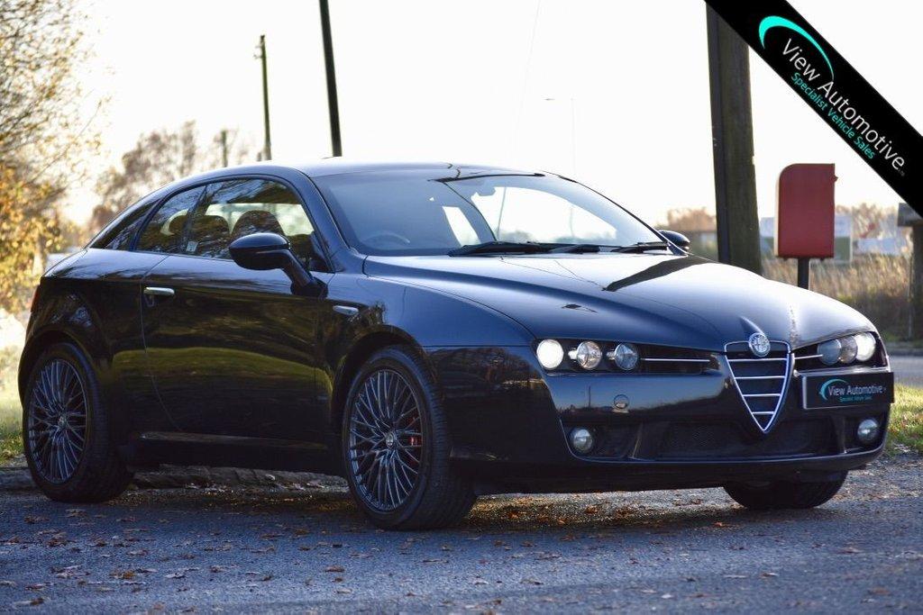 USED 2008 08 ALFA ROMEO BRERA 3.2 JTS V6 Q4 2d 260 BHP