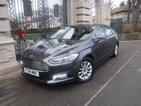 USED 2016 16 FORD MONDEO 1.5 ZETEC ECONETIC TDCI 5d 114 BHP *FINANCE & PART EXCHANGE WELCOME*£0 FREE ROAD TAX*NAV*PARKING ASSIST*BLUETOOTH PHONE*DAB RADIO*PARKING SENSORS