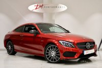 USED 2017 17 MERCEDES-BENZ C CLASS 3.0 AMG C 43 4MATIC PREMIUM PLUS 2d 362 BHP HUGE SPEC £58K LIST + 1 OWNER