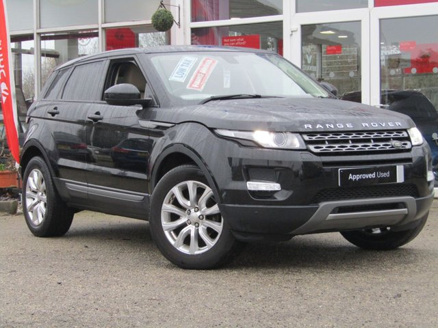 2014 K LAND ROVER RANGE ROVER EVOQUE ED4 PURE TECH