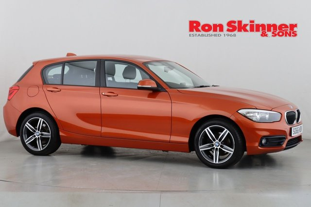 View our 2016 66 BMW 1 SERIES 1.5 116D SPORT 5d 114 BHP