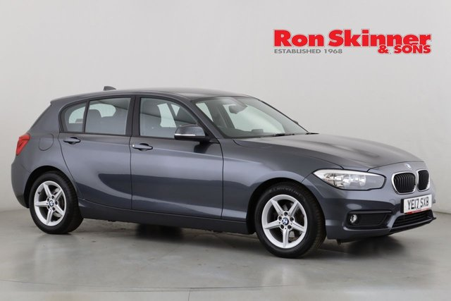 View our 2017 17 BMW 1 SERIES 1.5 116D ED PLUS 5d 114 BHP