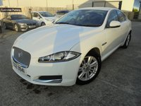 USED 2012 JAGUAR XF 2.2 D LUXURY 4d 163 BHP Excellent Condition, Low Rate Finance Available, No Fee No Deposit Available, Part Ex Welcomed