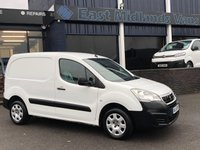 USED 2015 15 PEUGEOT PARTNER 1.6 HDI PROFESSIONAL L1 850 89 BHP