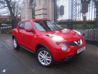 USED 2014 14 NISSAN JUKE 1.5 ACENTA PREMIUM DCI 5d 110 BHP *** FINANCE & PART EXCHANGE WELCOME *** £ 20 AYEAR ROAD TAX SAT/NAV REVERSE CAMERA PRIVACY GLASS BLUETOOTH PHONE CRUISE CONTROL