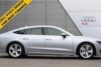 2018 AUDI A7 3.0 SPORTBACK TFSI QUATTRO SPORT 5d 336 BHP £34000.00