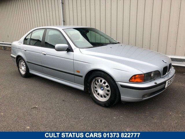 1998 S BMW 5 SERIES E39 2.8 528I SE 4d 190 BHP MANUAL