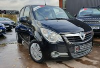 USED 2009 09 VAUXHALL AGILA 1.2 CLUB A/C 5d 85 BHP Low Miles - 5 Services - Local Car - Raised Seating