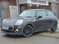 2014 MINI HATCH COOPER 1.5 COOPER D 3d 114 BHP SOLD