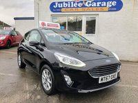 USED 2017 67 FORD FIESTA 1.1 ZETEC 3d 85 BHP One Owner, 17248 Miles, Great Spec, Just Serviced!