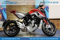 2014 MV AGUSTA RIVALE 800cc Low mileage £5994.00