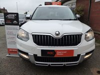 USED 2016 16 SKODA YETI 1.2 OUTDOOR SE TSI DSG 5d 109 BHP  Great Condition Yeti With 7 Speed Automatic DSG Gear Box, Skoda Dealer Service History