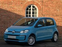 USED 2016 66 VOLKSWAGEN UP 1.0 MOVE UP 5d 60 BHP