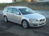 2010 VOLVO V50 1.6 D DRIVE SE LUX 5d 109 BHP SOLD