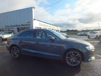 USED 2018 18 AUDI A3 1.6 TDI SPORT 4 Door Saloon 115 BHP
