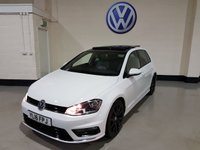 2016 VOLKSWAGEN GOLF 1.4 R LINE EDITION TSI ACT BMT 5d 148 BHP SOLD