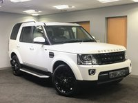 USED 2013 63 LAND ROVER DISCOVERY 3.0 SDV6 HSE 5d 255 BHP
