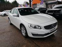 2014 VOLVO S60 2.0 D4 BUSINESS EDITION 4d 178 BHP £6990.00